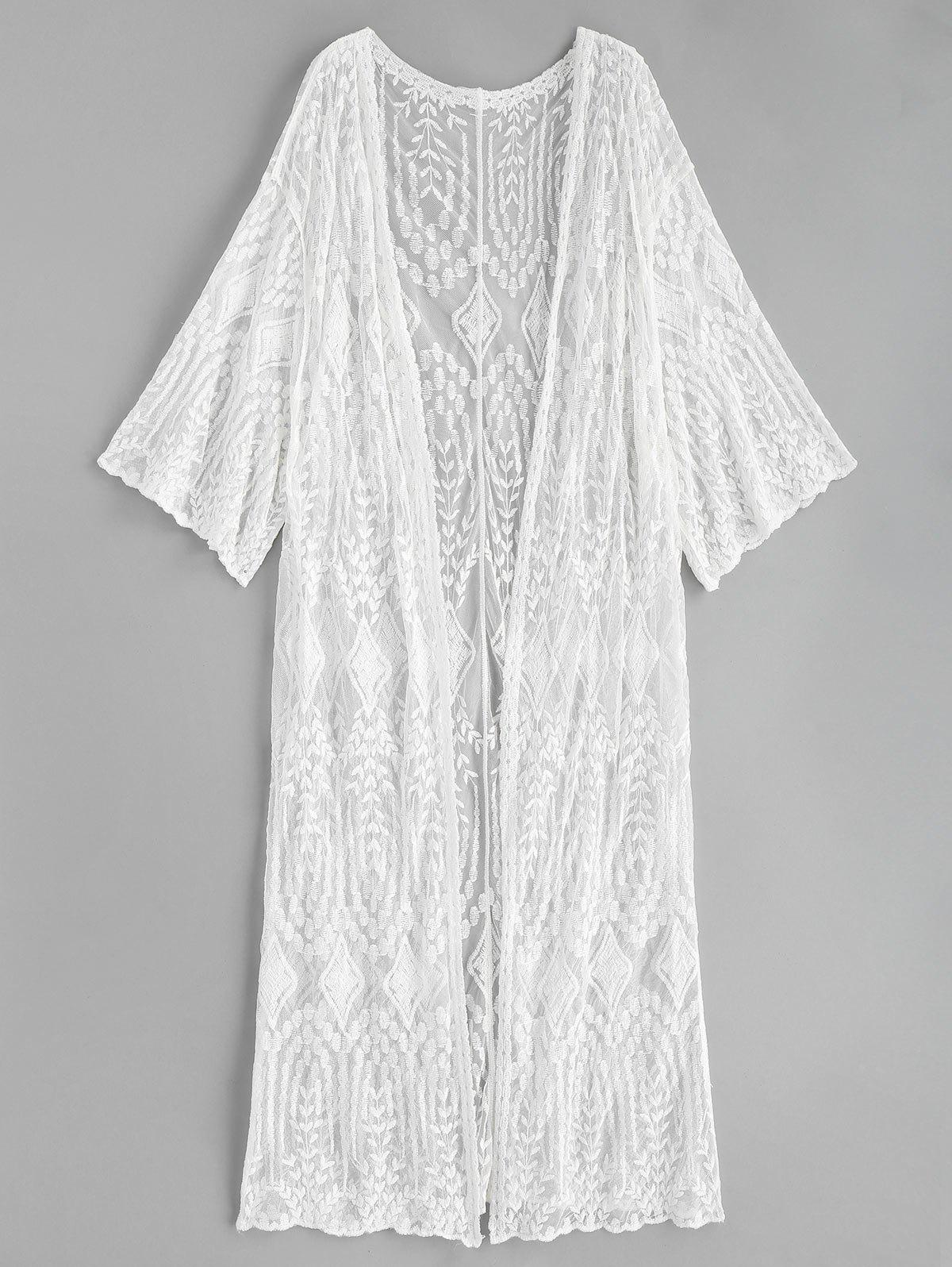 Embroidered Longline K
