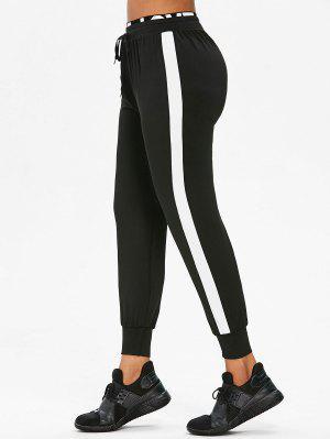 Pantalon de Jogger à Rayures