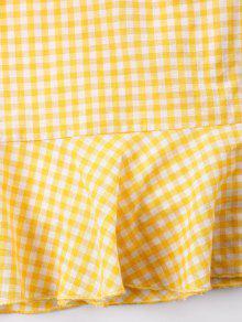 Guinga Sirena Amarilla S Mini De Vestido Abeja E6wxznpggq