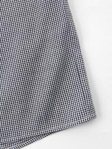 Cortos De Gallo Pata Conjunto Negro Tirantes De L De Pantalones Con FE484qd