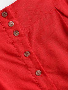 L Skirt Dos Piezas De Top Mini Rojo Juego Bralette wCp8zFEqc