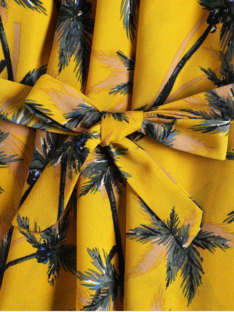Top à épaules Dénudées - Moutarde Taille Unique Mobile
