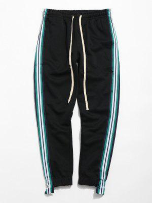 Pantalones a rayas Sport Jogger Trim