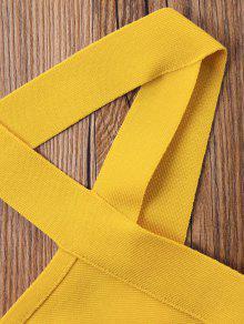 Abeja De Recortada Mangas Sin Amarilla Camiseta qpgWI