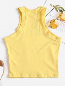 S Letras Estampado Con Sin Amarillo De Camiseta Mangas wx4ARqf4
