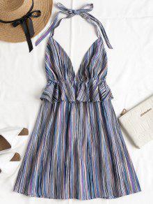 الكشكشة مخطط اللباس الرسن - متعدد L