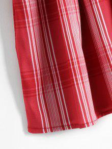 El Frijol S Rojo Smocked Revisado Top Hombro B8fw7H8qP