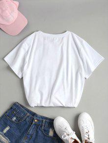 Carta S Blanco T Graphic Shirt qvwwARXz