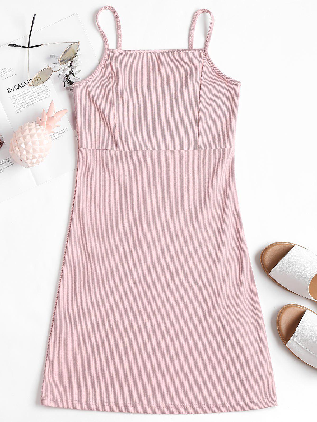 Cami Ribbed Mini Dress 264264001