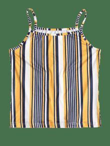 243;n Rayas Mangas Dorado Contraste Sin Camiseta Marr S En Con nZvxg0wPq
