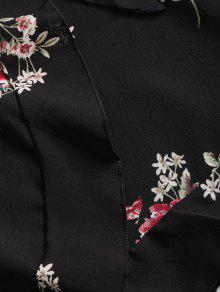 S Combinaci De Con De Juego Negro Falda 243;n De Blouson De Top Tops Crop Sleeve Fqwx5n6