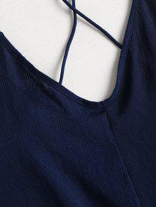 Mini Azul Slip L De Slip Dress Medianoche rqHvwWrcn