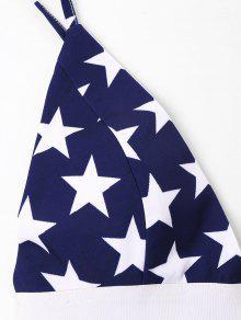 De Multicolor L Cami Americana Bandera Cortos De Pantalones La HxwOqzA