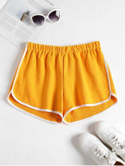Dolphin Shorts Mit Delphin Shorts - Senf S Mobile