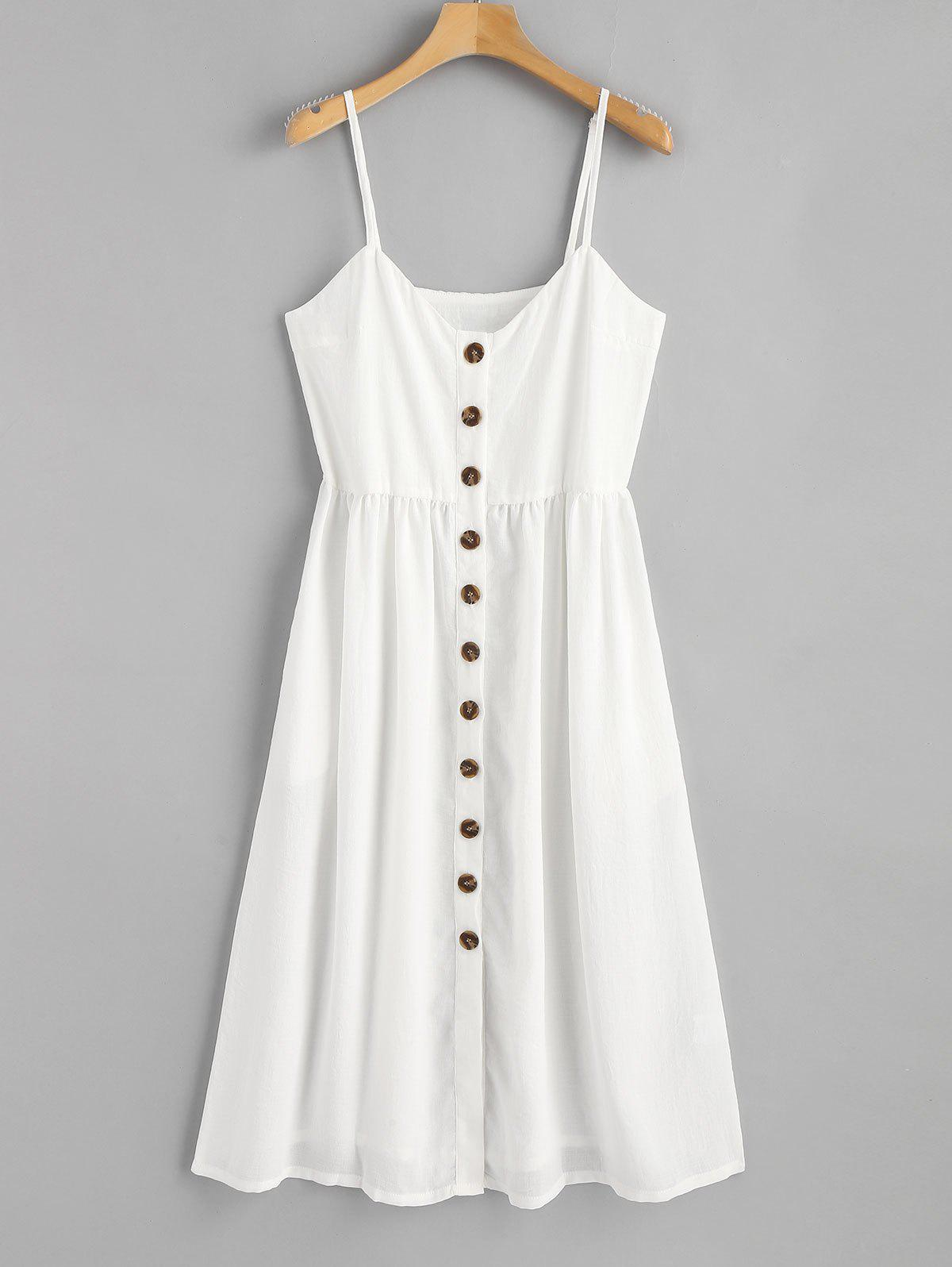 Cami Button Up Casual