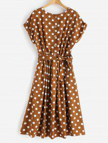 فستان بنمط