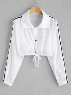 Veste De Protection Solaire à Manches Longues - Blanc S