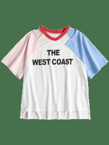 Ragl Xl 225;n Blanco Camiseta Corta Manga 8qxwvz0Z