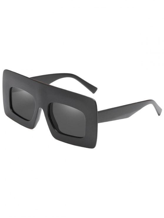 Anti-Ermüdung-breite Rahmen-Sonnenbrille-Sonnenbrille - Nacht