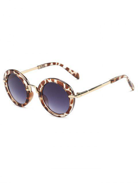 Gafas de sol ovales de lente plana de marco completo antifatiga - Granito  Mobile