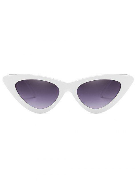 Gafas de Sol Reflejantes Anti Rayos UV - Blanco  Mobile