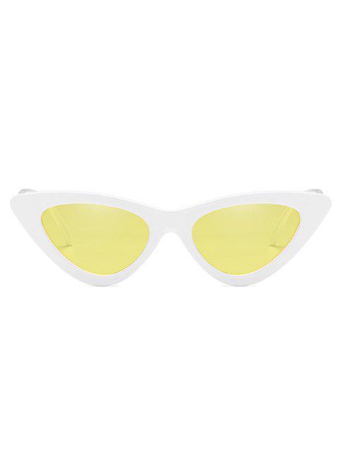 Gafas de Sol Reflejantes Anti Rayos UV - Amarillo de Sol   Mobile
