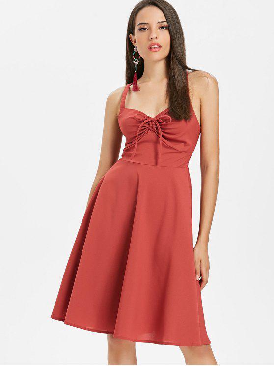 Empire Midi Dress