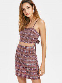 Cami Bohemian Skirt Multicolor S Set dx7qYw07