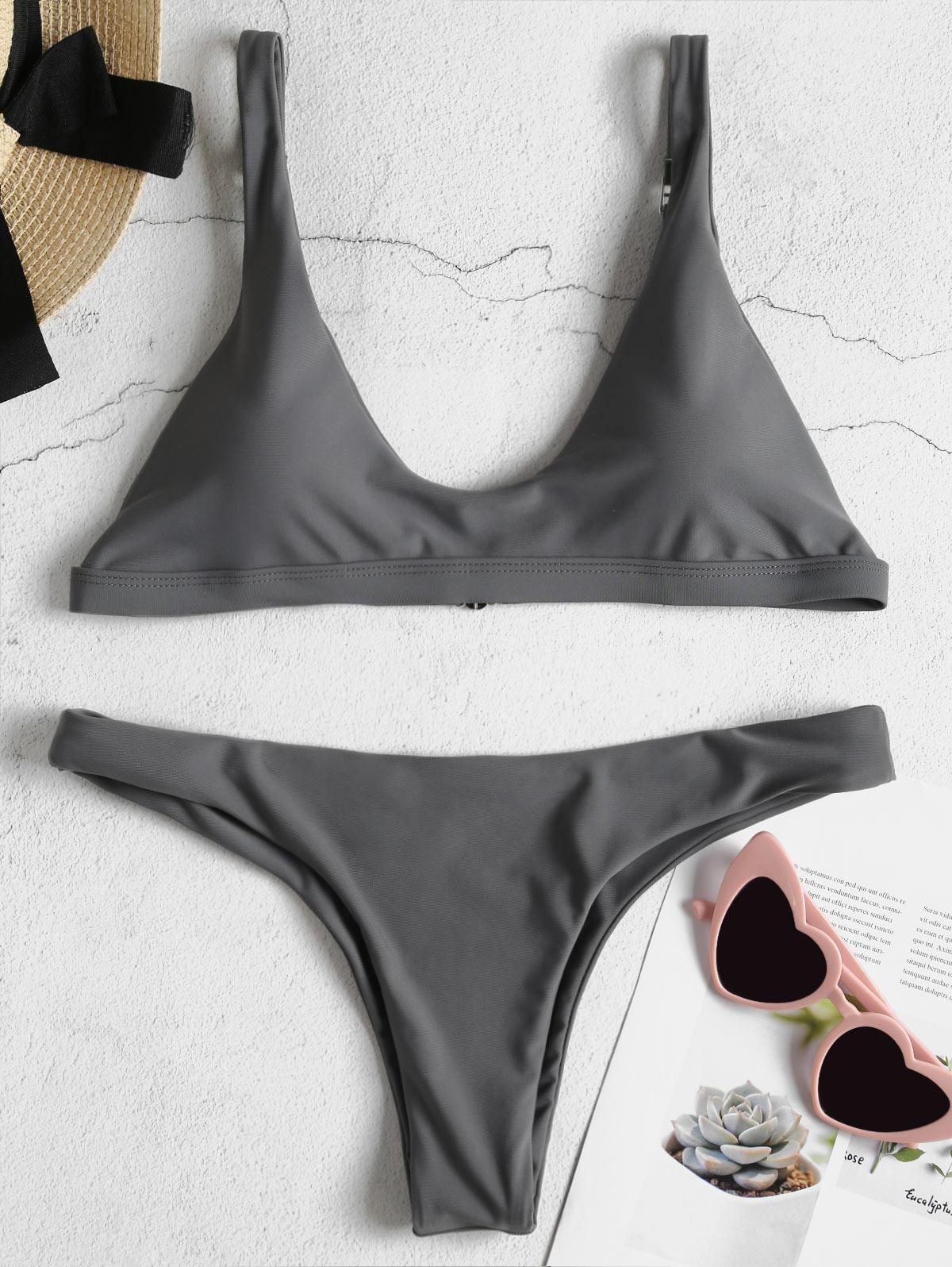 Padded Bralette Bikini