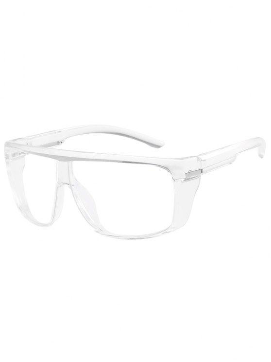 Leichte Anti-UV-Full-Frame-Sonnenbrille - Transparent