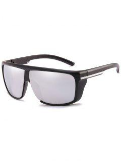 Gafas De Sol Livianas Anti UV - Platino
