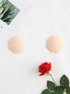 Nipple Covers Adhesive Petal Pasties - Champagne
