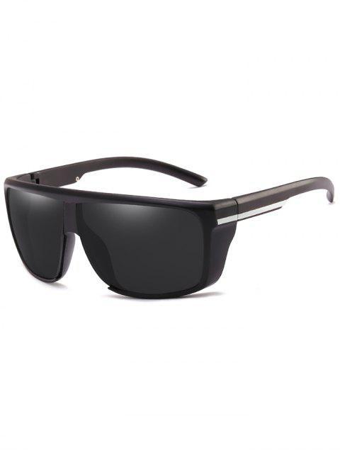Leichte Anti-UV-Full-Frame-Sonnenbrille - Schwarz  Mobile