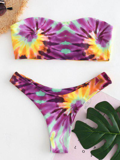 Tie Dye Bikini Set