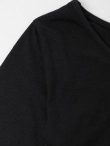 Negro De Conjunto Pantalones Rayas M Cortos De qwzwXP