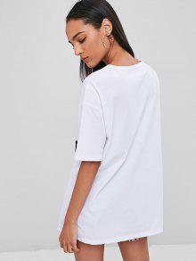 Camiseta Langosta De o Pollo S De Gran Blanco Con Tama X4X1qwrSxv
