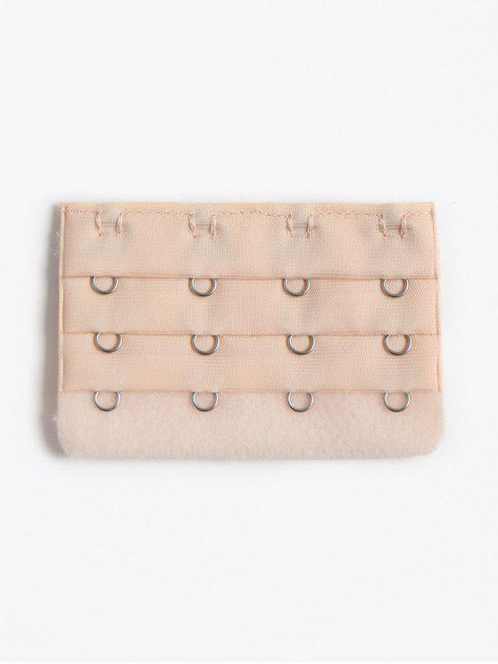 outfit Hook and Eye Bra Extender Adjustment Tape - APRICOT ONE SIZE