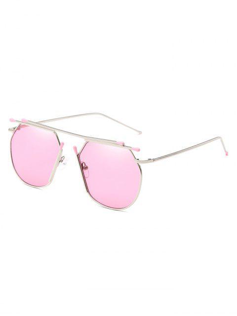 Gafas de sol piloto anti-fatiga Crossbar Alloy Pilot - Cerdo Rosa  Mobile