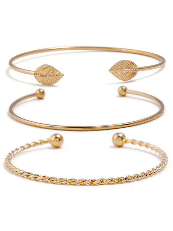 Bracelets United Used Leaf Bracelet 2019 New Fashion Style Online Fashion Jewelry