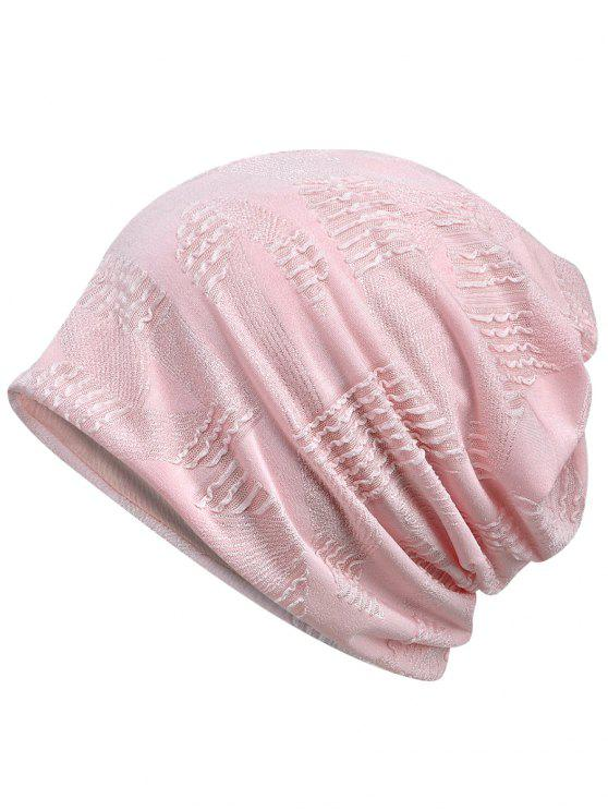 2019 Lightweight Solid Color Breathable Beanie Hat In LIGHT PINK  3d75ca46cae