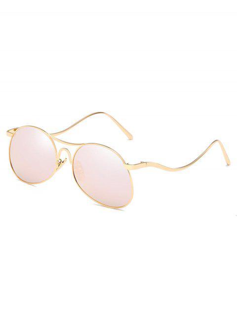 Lentille plate anti-fatigue Bent Legs Sunglasses - Rose Cochon  Mobile