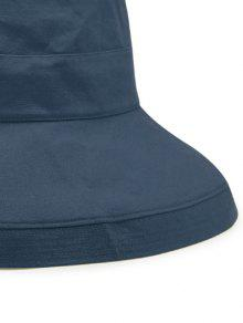 f3ff70fb92f4a Portable Solid Color Lightweight Fisherman Hat