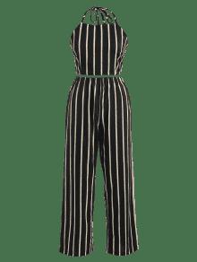 Pantal Rayas M Conjunto Anudados Negro 243;n De A Nudos Con 5aIq4IRz