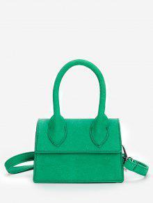 حقيبة يد صغيرة بحمالة كتف صغيرة - أخضر
