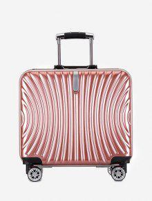 عالمية وظيفية حقيبة سفر العجلة - زهري