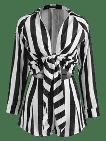 Set Tie Cortos Tie Multi Co S Striped Ord Y Camisa Pantalones qx8xd4w