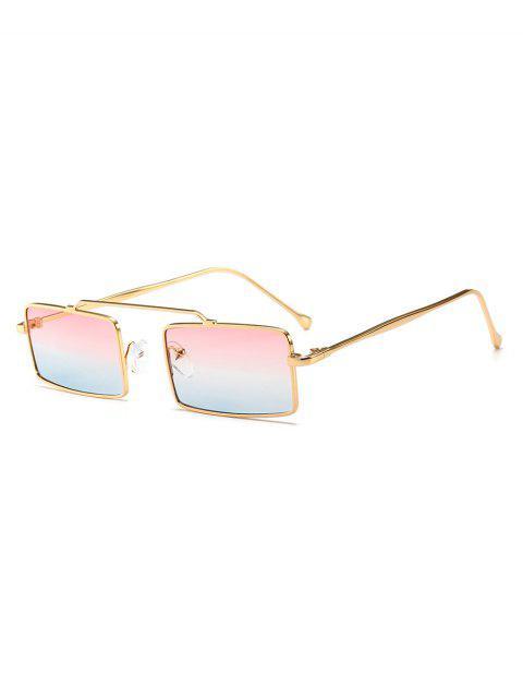 Gafas de sol de marco cruzado anti-fatiga - Azul Claro  Mobile