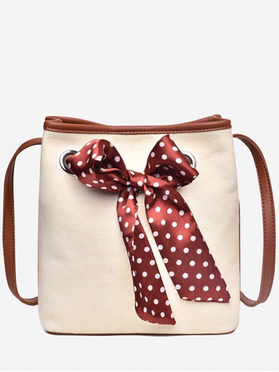 0e678110f544e حقيبة طويلة تمر بالجسم للنساء متعدد الالوان (حقيبة يد) - نبيذ احمر