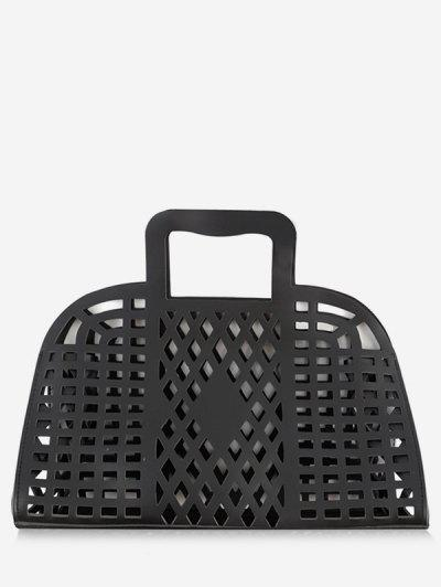 Going Out Picnic Breathable Hollow Out Tote Bag