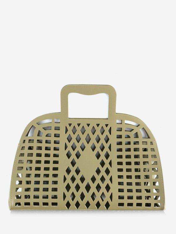 Going Out Picnic Breathable Hollow Out Tote Bag 276212002